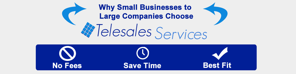 Why To Choose Telesales Services