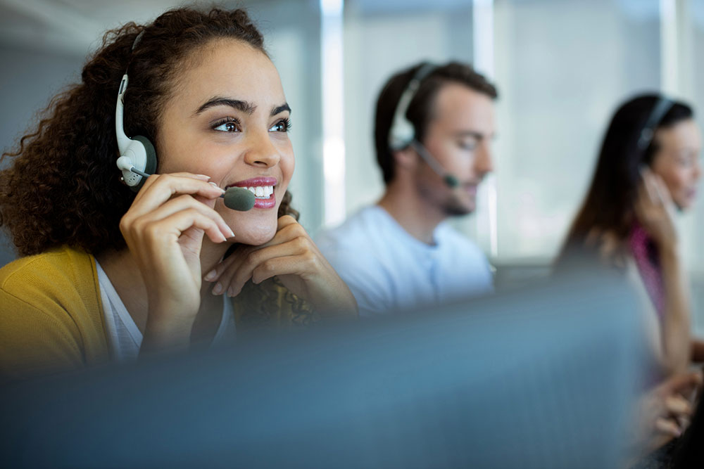 consumer services telemarketing