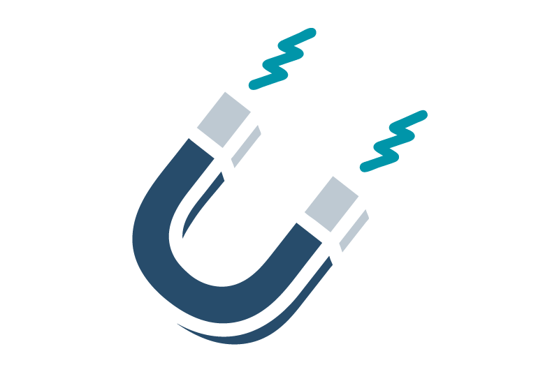 Inbound call center icon