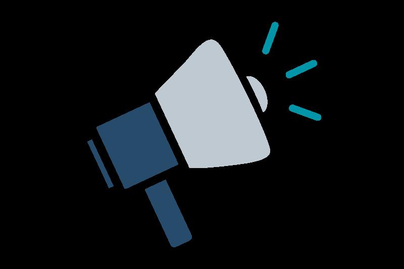 Outbound telemarketing icon
